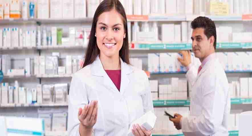 Curso De Auxiliar de Farmacia SEPE