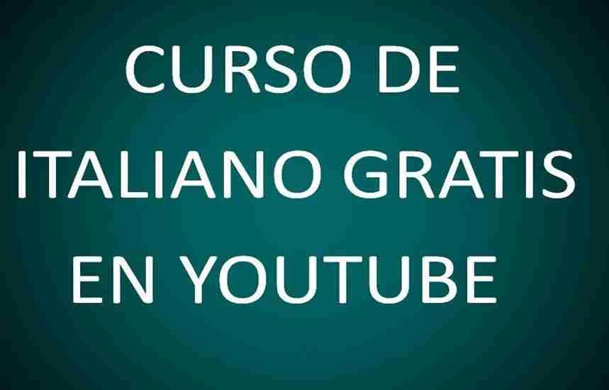 Curso De Italiano Por Internet