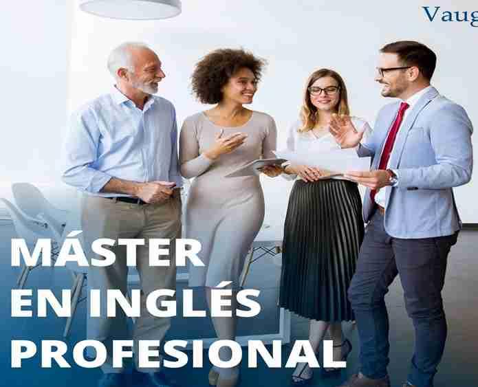 Máster En Ingles Profesional